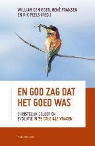 En God zag dat het goed was Christelijk geloof en evolutie in 25 cruciale vragen